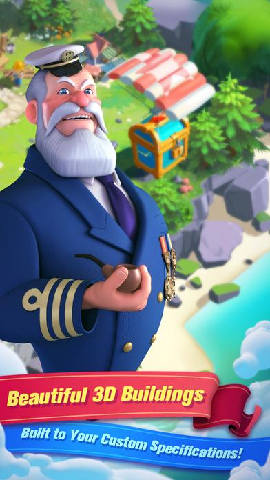 小岛大作战中文汉化安卓版(Sea Game)图4:
