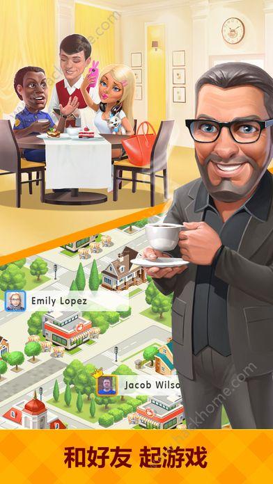 世界餐厅游戏最新苹果IOS版(My Cafe Recipes)图2: