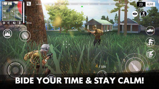 终极战场生存苹果ios版官方下载(Last Battleground Survival)图3: