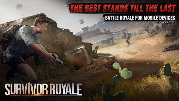 Survivor Royale苹果ios版(荒野行动国际版)图4: