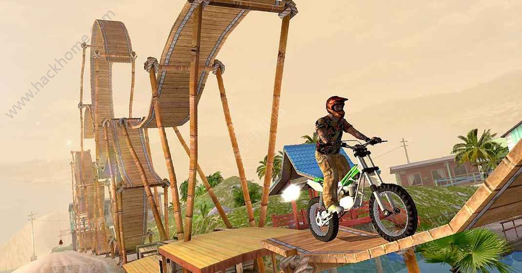 Trial Xtreme4手游官方正式版下载图2: