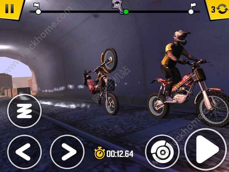 Trial Xtreme4手游官方正式版下载图4: