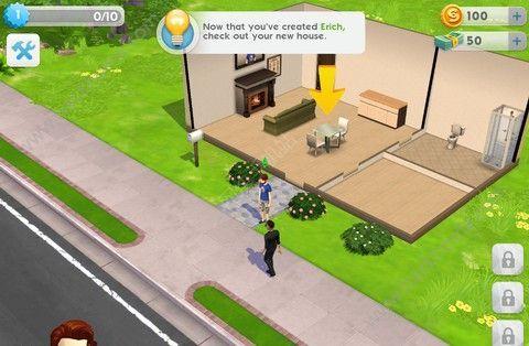 模拟人生移动版评测:开启属于你的人生[多图]图片3