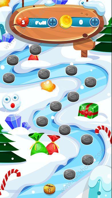 雪球小姐和她的冬季游戏ios版图2: