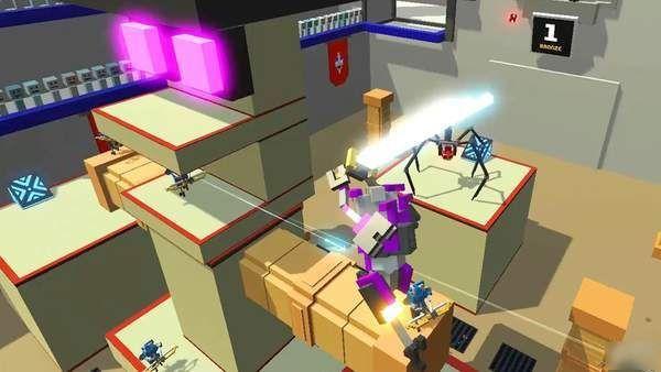 机器人大乱斗游戏官网免费下载图2: