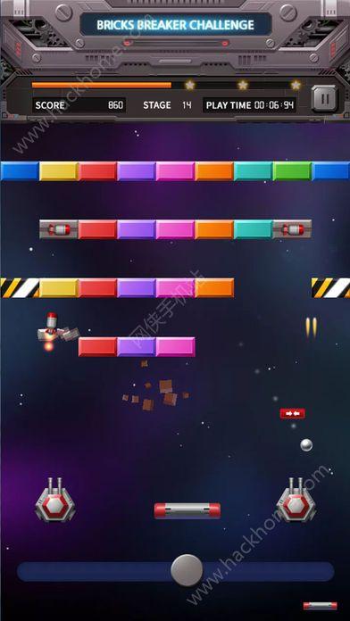 Bricks Breaker挑战关卡全解中文破解版图4: