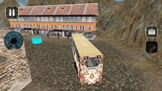 陆军客车巴士模拟器游戏官方版图4: