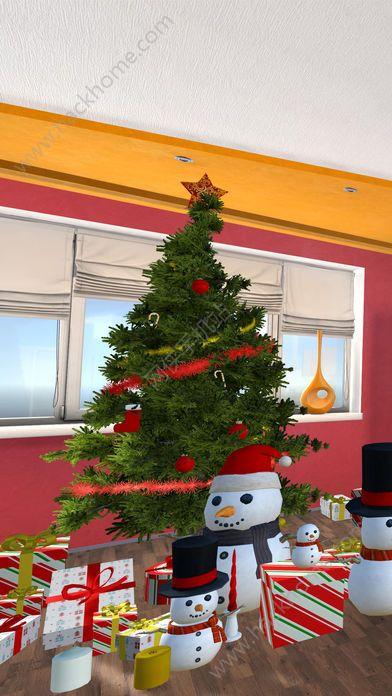密室逃脱逃出豪华的圣诞公寓无限提示破解版图2:
