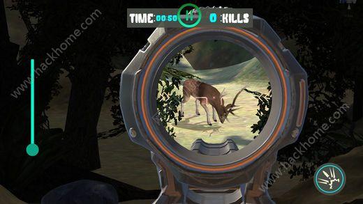 鹿狩猎狙击手挑战游戏ios版图4: