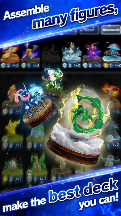 精灵宝可梦对战国服官方网站(Pokemon Duel)图2: