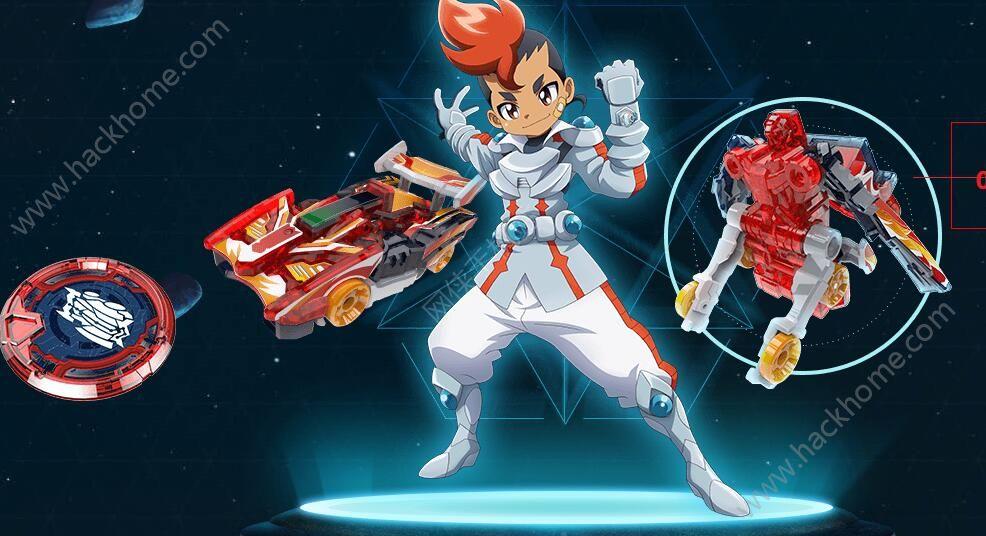 爆裂飞车之星能觉醒游戏唯一官方网站下载图2: