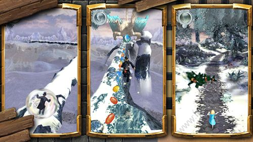 终极酷跑雪野神庙游戏官网安卓版图2: