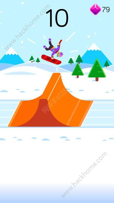 Ketchapp冬运游戏手机版下载图2: