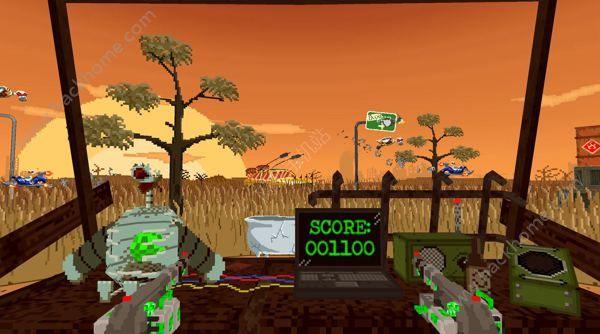 鸭子大灾变无限金币内购破解版(Duckpocalypse VR)图1: