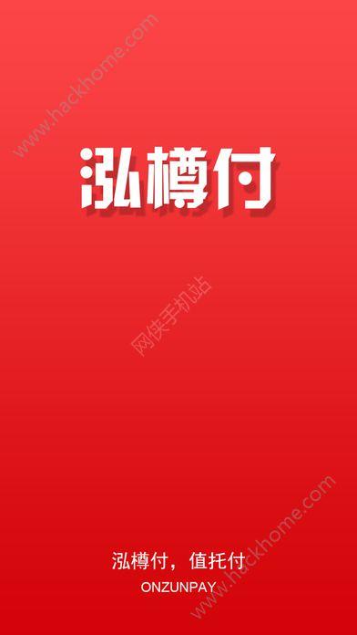 泓樽付支付app官方下载手机版图5: