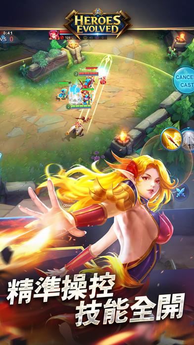 Heroes Evolved手机版官网最新下载图2: