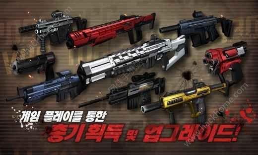 通缉令杀手手游国服中文版图4: