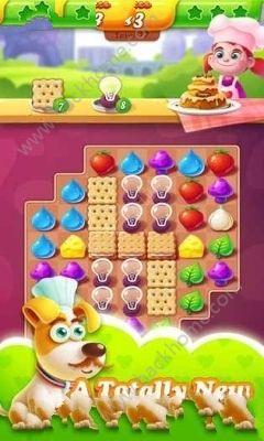 曲奇饼消消乐3游戏中文汉化版图3: