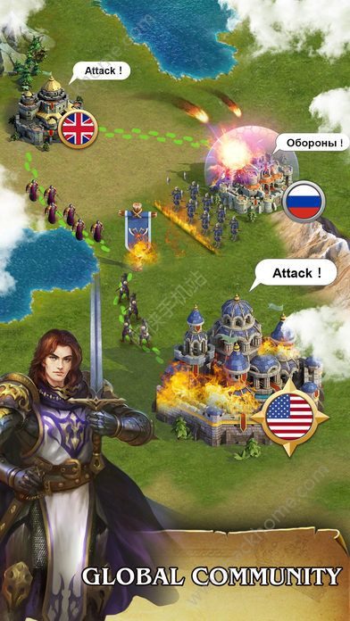 World of Kings手游官方网站图4:
