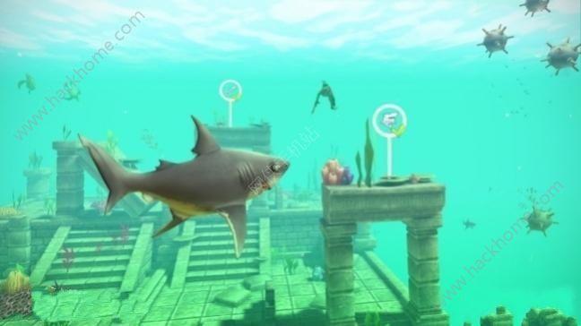 饥饿鲨鱼VR中文修改无限金币破解版图1:
