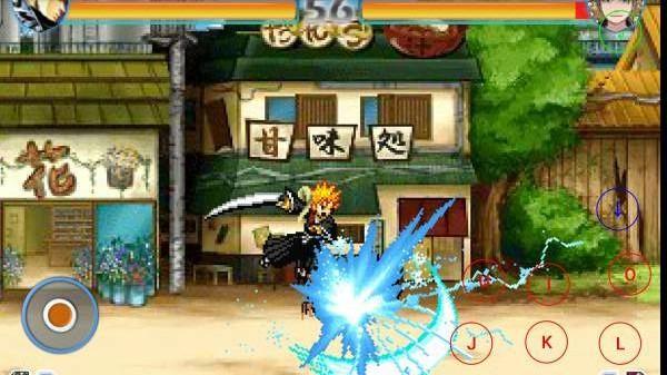死神vs火影3.5B版手机版游戏下载图片1