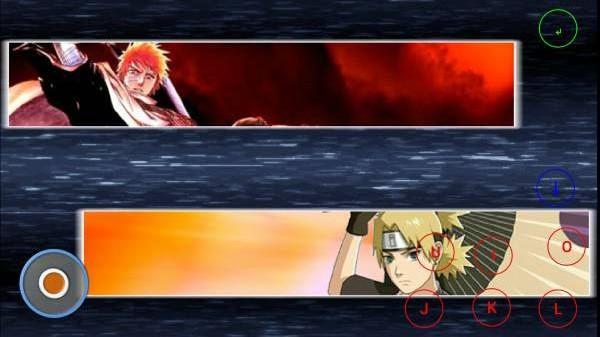 死神vs火影3.5B版手机版游戏下载图3: