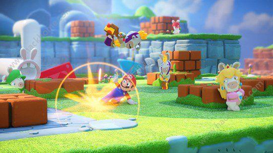 马里奥疯狂兔子王国之战手机游戏官网正版下载图2: