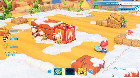 马里奥疯狂兔子王国之战手机游戏官网正版下载图4: