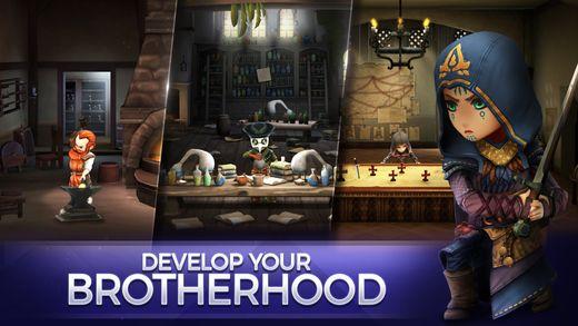 刺客信条燎原育碧游戏官方网站正版下载(Assassins Creed Rebellion)图1: