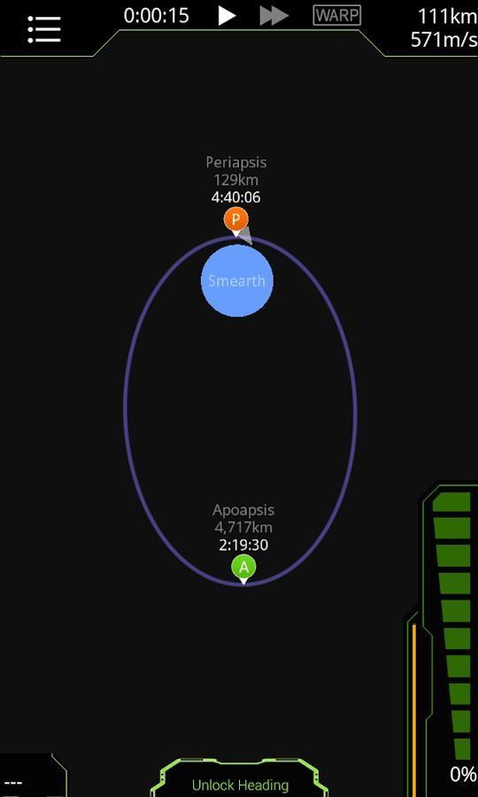 简单火箭安卓中文版(SimpleRockets)图2: