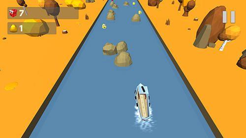 River road游戏汉化中文版(河道)图1: