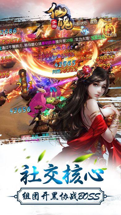 仙魄手游官方网站正版图2: