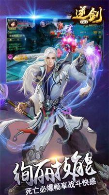 逆剑3D游戏官方网站下载安卓版图4:
