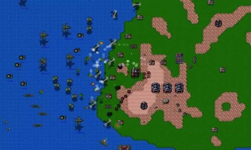 铁锈战争1.15破解版无限金币下载图片1