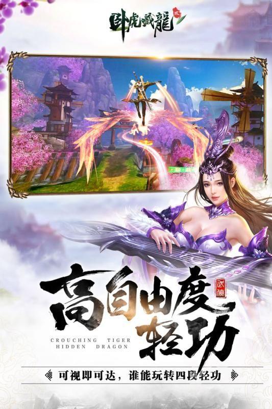 阿里游戏卧虎藏龙2官方正版网站下载游戏图4: