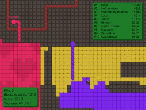 Splix.io游戏下载手机版图2: