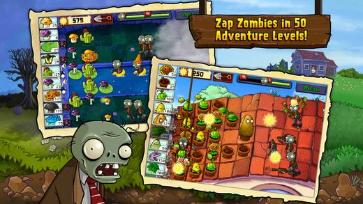 植物大战僵尸1老版本游戏安卓版下载图2: