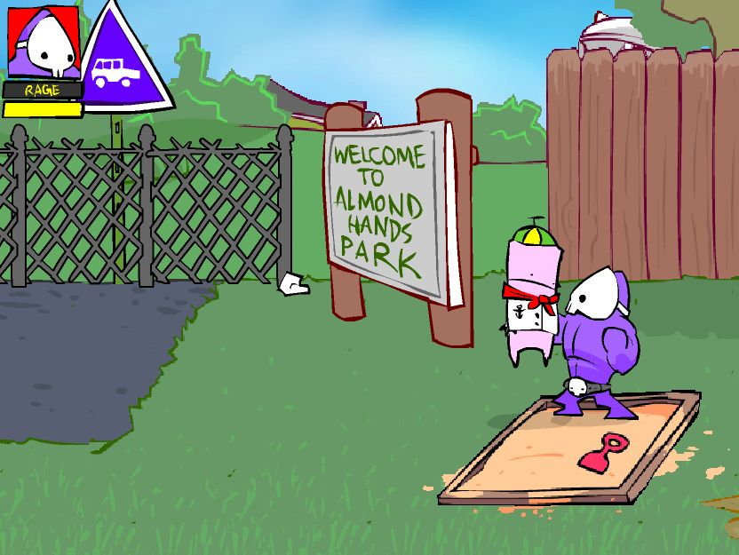 狂扁熊孩子游戏最新手机版下载图2: