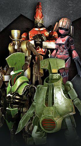 粉碎机器人游戏安卓中文版(Smash robots)图3: