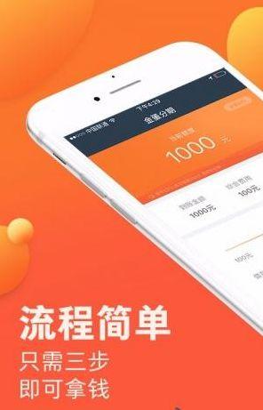 金蛋分期单期贷app官方下载手机版图3: