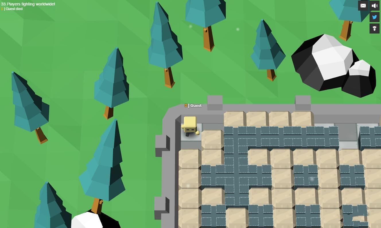 爆破竞技场游戏安卓中文版(Blast Arena)图4: