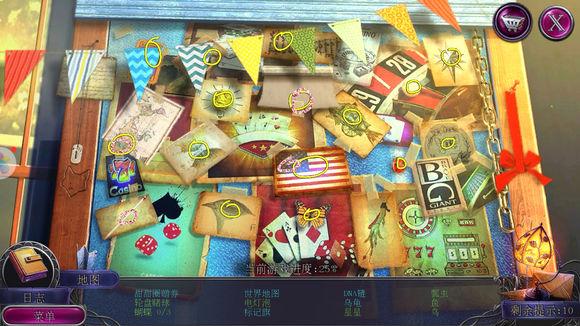 密室逃脱19离奇失踪第九关攻略 赌场图文通关教程[多图]图片2