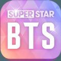 super star bts游��