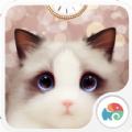 抖音斑布猫动态壁纸高清图片软件下载 v1.4.9
