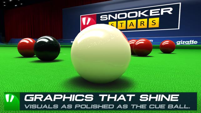 Snooker StarsIOS苹果版下载图2: