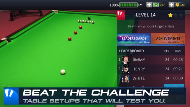 Snooker StarsIOS苹果版下载图片1
