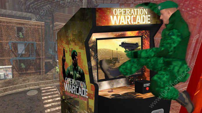 操作战士VR免费完整破解版图5: