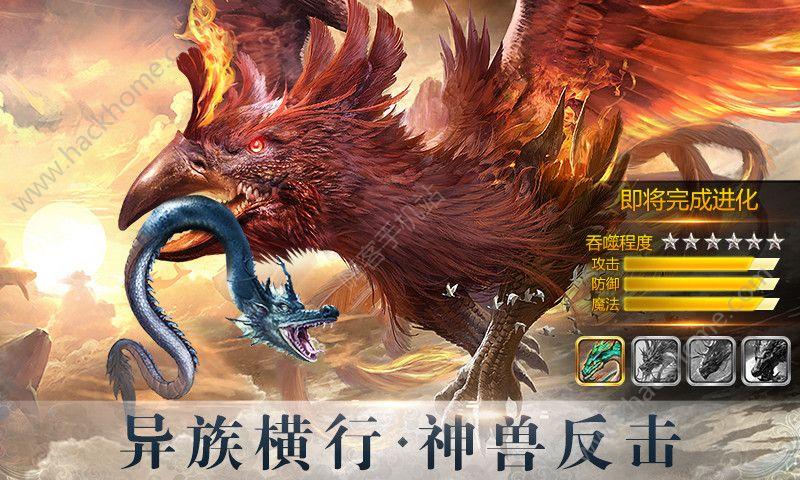 勇者奇迹官方网站正版游戏图2: