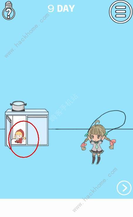 妈妈把我的泡面藏起来了3第九关攻略 娃娃图文通关教程[多图]图片1