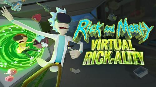 瑞克和莫蒂VR游戏安卓手机中文版(Rick and Morty)图3: